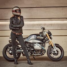 Feeling lucky? We've got gear for guys AND girls to be won today, from our friends at @pagnol.moto, @biltwell and @equilibrialist. Up for grabs are the new Pagnol W1 jacket, a pair of Biltwell Gringo helmets in the latest colors, very stylish visors...