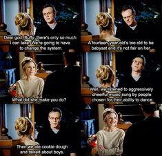 Buffy and Giles. One of my favorite scenes in this episode!! Even funnier when you actually hear them saying it. Lol.
