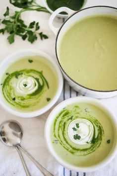 Creamy Celeriac Fennel Soup