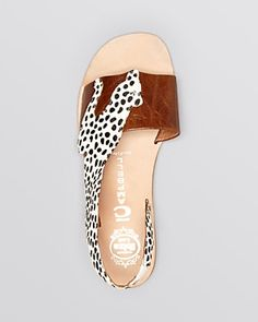 Jeffrey Campbell Flat Sandals - Jungle | Bloomingdale's