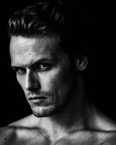 "sonodivergente: "" "" neilgavinphoto: Portrait of Scottish actor @samheughan #SamHeughan #Outlander ✨ "" """