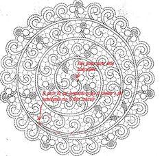 il tombolo di etta: Disegni in rete