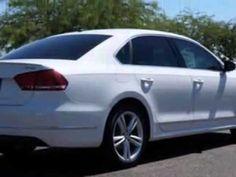 Volkswagen Certified   2012 Volkswagen Passat Lunde's Peoria Volkswagen ...