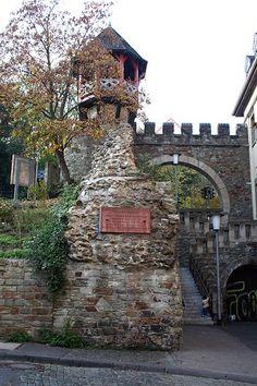 Wiesbaden ~ Hesse ~ Germany ~ Heathen Wall