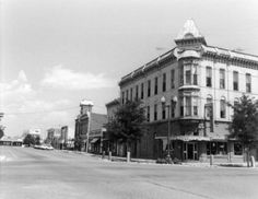 Linden Hotel - 1983 - Fort Collins Local History Archive