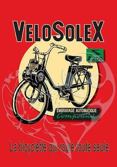 girl on bike vintage poster - Google Search