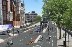 The CEO of Microsoft has come out in strong support of building safe cycling infrastructure – specifically, the proposed new East-West and North-South Cycle Superhighways in London.