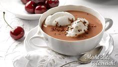 Schokoladen-Suppe