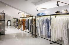 The Dames of Bungalow 8 - Maithili Ahluwalia and Isla van Damme Retail Interior, Interior And Exterior, Van Damme, Fashion Marketing, Retail Space, Beautiful Interiors, Store Design, Mumbai, Bungalow