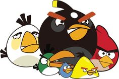 Drawing Angry Birds Is Super Fun And Easy! by foodquest | Fawesome.tv