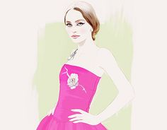 """Check out new work on my @Behance portfolio: """"Lily Rose Depp"""" http://be.net/gallery/53945537/Lily-Rose-Depp"""