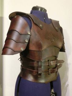 Leather Armour for women