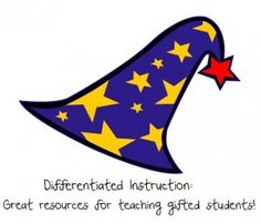 Giftedness: Resources to assist gifted students!