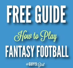 Printables Fantasy Football Worksheets printable fantasy football draft form and free guide on how to play even include some bonus day worksheets