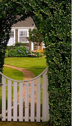 Secret garden.. would be nice as a divider if you have too much land to use as a children's play yard.. :)