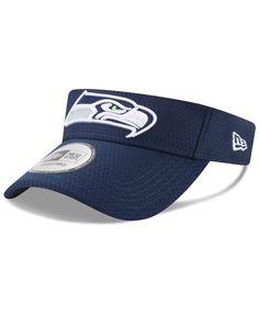 New Era Seattle Seahawks Training Visor Men - Sports Fan Shop By Lids -  Macy s 4b0b520a5bdd