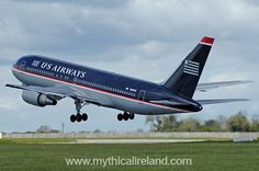 US Airways Dublin to Philadelphia