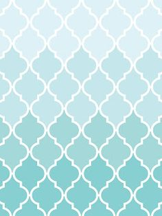 Make it...Create--Printables & Backgrounds/Wallpapers: Quatrefoil...Ombre Pink & Aqua