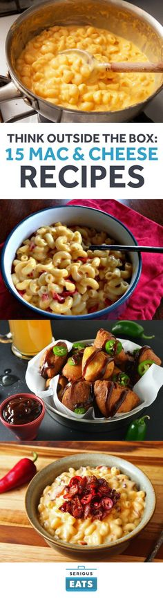 While I'll always have a special place in my heart for Kraft mac and cheese, I'm more likely to make it from scratch these days—homemade stovetop mac is almost as easy as the boxed stuff, anyway, and way tastier.