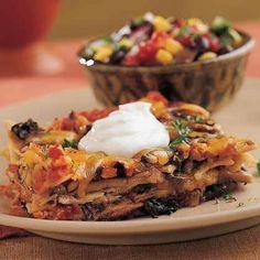 ... on Pinterest   Vegetarian Quesadilla, Lentil Tacos and Corn Tortillas