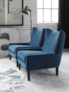TOP PICK by Beth Dotolo & Carolina V Gentry of http://pulpdesignstudios.com - G ROMANO Dakota Chair designed and built in Montreal #HPmkt IHFC D708