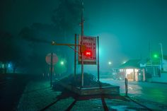 Nottingham Road: Long Exposure Nightscapes by Elsa Bleda #inspiration #photography