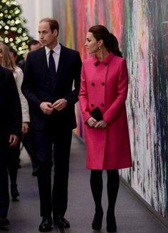 Kate Middleton's New York Wardrobe | For more about Kate Middleton, click the picture or see www.redonline.co.uk