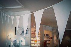 Stor Vimpler Hvite 299,- Mirror, Furniture, Home Decor, Room Decor, Mirrors, Home Interior Design, Vanity, Home Decoration, Tile Mirror