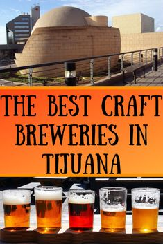 A city that was once considered a dangerous border town is becoming a foodie destination. This guide outlines the best craft breweries in Tijuana. Most Popular Beers, Beer Memes, Mexican Beer, Best Craft Beers, Trinidad Carnival, 17th Century Art, Beer Company, Beer Recipes, Mexico Travel