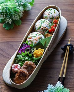 I only love baby gem Japanese Lunch Box, Japanese Food, Bento Recipes, Healthy Recipes, Pub Food, Asian Recipes, Ethnic Recipes, Bento Box Lunch, Kids Meals