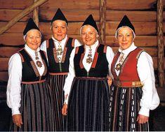 FolkCostume&Embroidery: Overview of Norwegian Costumes part the West Norway, Costumes, Embroidery, Sewing, Search, Dresses, Fashion, Vestidos, Moda