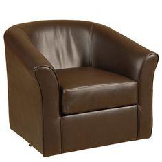 Found it at Wayfair - Swivel Tub Arm Chair