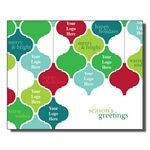 Company Christmas Card Company Christmas Cards, Business Christmas Cards, Custom Christmas Cards, Xmas Cards, Happy Logo, Trade Show Giveaways, Jingle Bells, Merry And Bright, Are You Happy