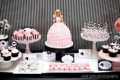 Vintage Barbie Party!!!