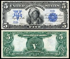 Before presidents were the standard, a variety of American figures could be found on our banknotes.
