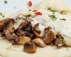 Crêpes salées légères au champignons, persil et béchamel à l'oeuf : Savoureuse et équilibrée | Fourchette & Bikini