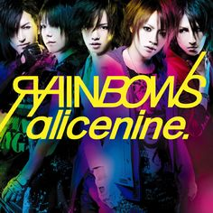 Alice Nine- Rainbows