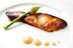 Miso Cod - delicious, moist and tender black cod fish marinated with Japanese miso. This miso cod recipe is made famous by Nobu Matsuhisa   rasamalaysia.com