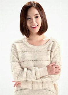 Look like Nam Gyu Ri when she in short hair