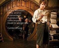 Sherlock and The Hobbit