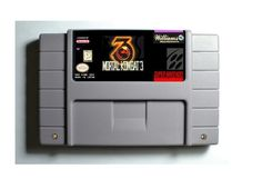 Mortal Kombat 3 SNES 16-Bit Game Reproduction Cartridge USA NTSC Only English Language (Tested Working)  (Please take note that this item is coming from Hong Kong, China and delivery takes 11 to 24 working days)  Description:  - This is a REPRO...