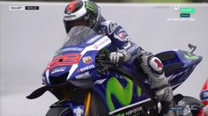 British GP Warmup - Jorge Lorenzo