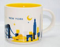 Starbucks New York City Mug Coffee Cup...