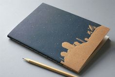 Night Sky Notebook - Constellation Journal - Dream Diary - Stargazer Sketchbook…