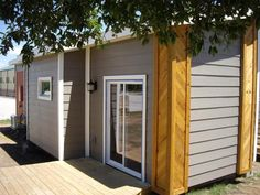 ADA/Handicap Inspired Container Conversion Tiny Home