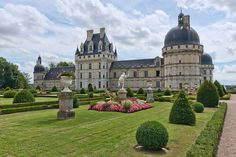 Château de Valençay (Castle of Valencay, France)
