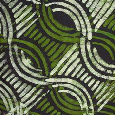 African Wax Batik #719