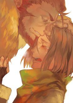 """""""做得好,小子。""""-rei子__涂鸦王国插画"""