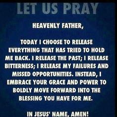Prayer | <3 | New w every day