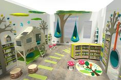 School Library Ideas & Inspiration